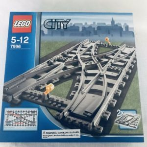 Buy Lego 7996 Double Crossover Track Set