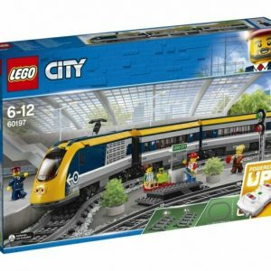 Buy Lego City Passenger Train 60197 Brand New *Factory Sealed*