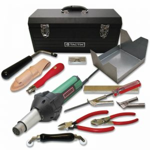 Buy Leister Triac ST Welding Kit w/Mozart Knife