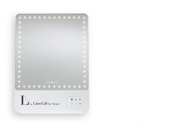 Buy LimeLife by Alcone RIKI SKINNY BY GLAMCOR LIGHTED MAKEUP MIRROR