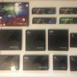 Buy Lot Of 13 MORPHE Bundle Set. 9 Eyeshadow Palettes & 4 Eyeshadow Brush Set