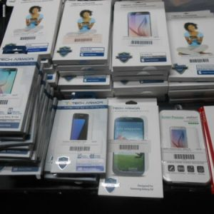 Buy Lot of Fifty-Eight (58) LG Samsung Galaxy S7 S6 S5 Note Screen Protectors Glass