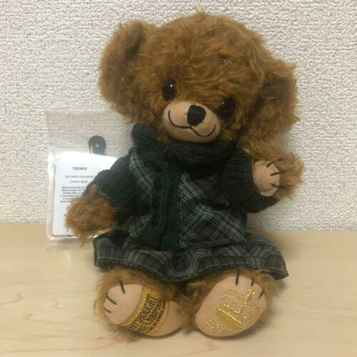Buy MERRYTHOUGHT DAKS Collaboration Limited Plush Toys Rare New From Japan F/S