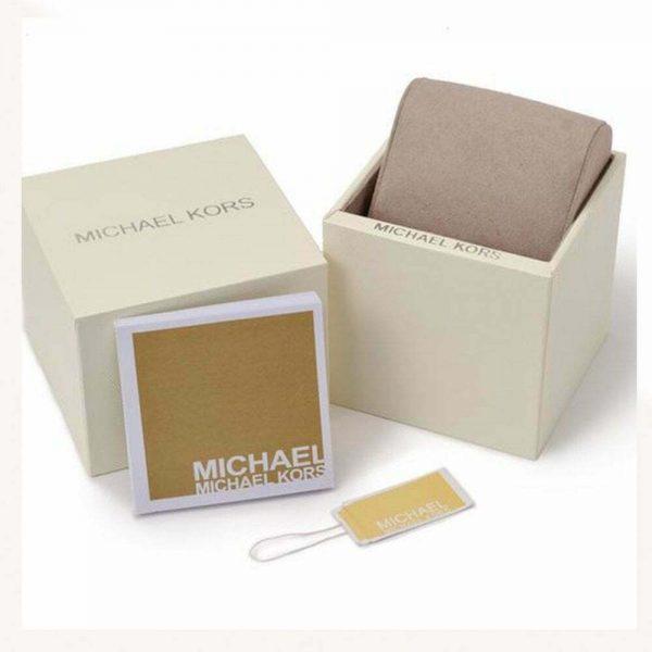 Buy MICHAEL KORS MK6096 Rose Gold Women's Wren Chronograph Watch 42mm