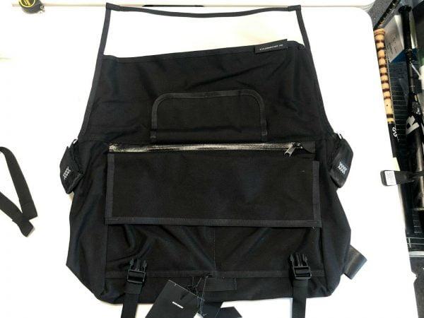 Buy MISSION WORKSHOP THE RUMMY 27L MESSENGER ROLLTOP BAG - BLACK - NWT