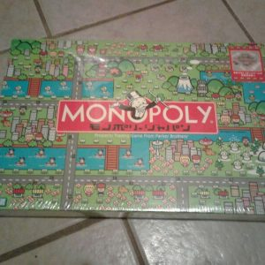 Buy MONOPOLY - Japanese Designer Edition board game *New & Sealed* Rare Japan Import
