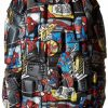 Buy Madpax Marvel Spiderman Comic Strip Backpack, Multi/Black