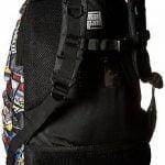 Buy Madpax Marvel Spiderman Comic Strip Backpack, Multi/Black