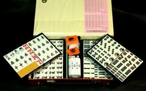 Buy Mahjong tiles SUPER RARE  Masayuki Takayama Super Zugan  Character Tracking#