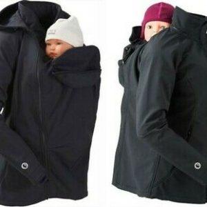 Buy Mamalila Softshell Baby Wearing Maternity Jacket/Coat