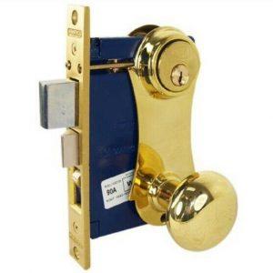 Buy ***Marks 21AC/3***Mortise Lockset Brass Iron Gate Double Cylinder***LOCKSMITH***