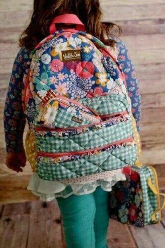 Buy Matilda Jane Amaryllis Backpack NWT New VHTF Once upon a time