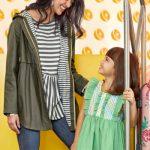 Buy Matilda Jane Skies Are Grey Raincoat Sz Medium New in Bag