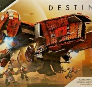 Buy Mega Construx Destiny Signature Series Cabal Harvester Dropship Playset Blocks