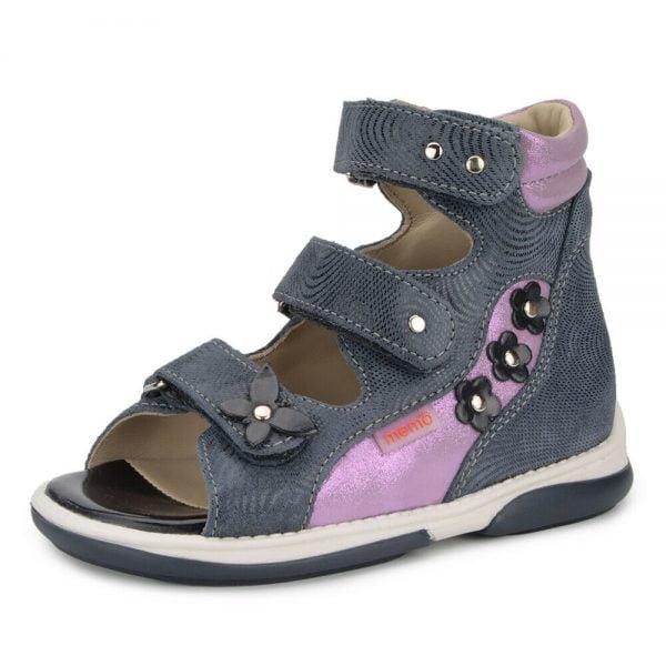 Buy Memo AGNES Girls' Corrective Orthopedic Ankle Support Sandals Toddler/Little Kid