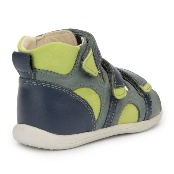 Buy Memo DIEGO Baby Boys' First Walker Orthopedic Ankle Support Sandals, Toddler