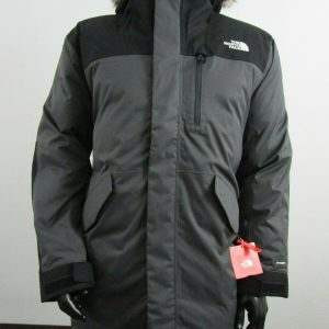 Buy Mens TNF The North Face Bedford Down Parka Warm Insulated Winter Jacket - Gray