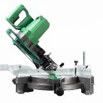 "Buy Metabo HPT C10FCGS 10"" Compound Miter Saw, 15-Amp Motor, Single Bevel, 0-52°"