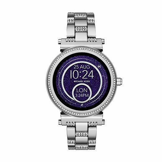 Buy Michael Kors Access Women's Sofie Glitz Touchscreen Smart Watch MKT5036 SEALED!