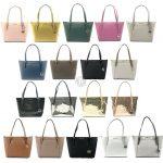 Buy Michael Kors Ciara Leather PVC Large Top Zip Tote Bag Handbag