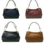Buy Michael Kors Jet Set Item Large Chain Shoulder Tote Handbag Leather Signature