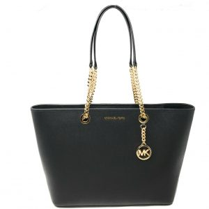 Buy Michael Kors Shania Large East West Chain Tote Handbag Bag Leather $398