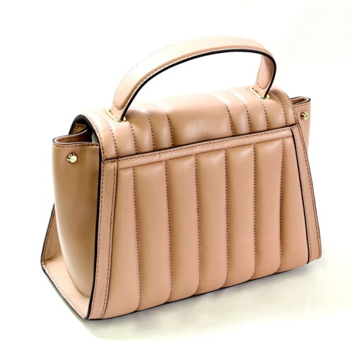 Buy Michael Kors Whitney Top Handle Satchel MD Leather Fawn