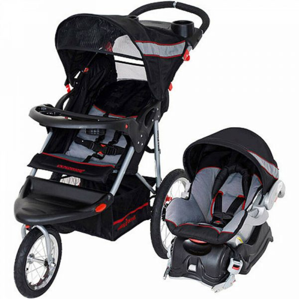 Buy Millennium Expedition Jogger Baby Travel System Infant Stroller & Car Seat