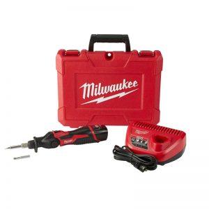Buy Milwaukee  2488-21 M12 Soldering Iron Kit