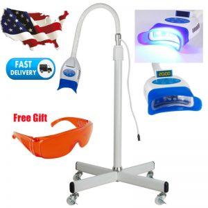 Buy Mobile Dental Teeth Whitening LED Lamp Light Bleaching Accelerator Machine 36W