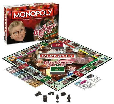 Buy Monopoly: A Christmas Story Collector's Edition Board Game