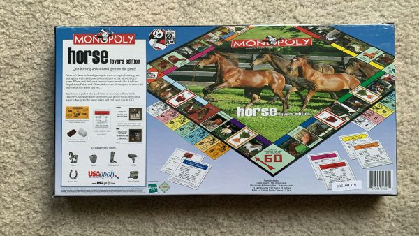 Buy Monopoly Horse Lovers Edition - FACTORY SEALED