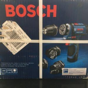 Buy NEW - BOSCH GSR12V-140FCB22 Cordless 12V Drill/Driver Kit