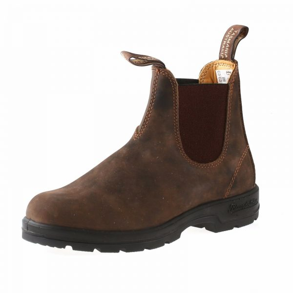 Buy NEW Blundstone Style 585 Rustic Brown Leather Boots For Women
