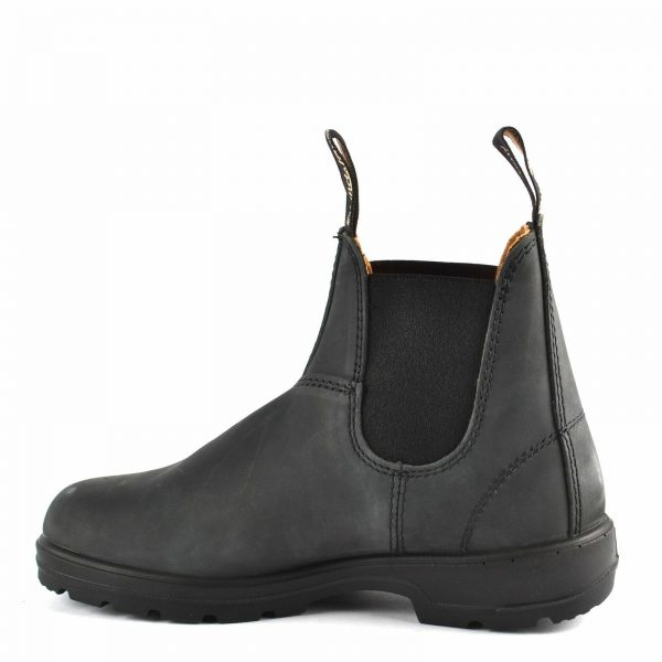 Buy NEW Blundstone Style 587 Rustic Black Leather Boots for Women