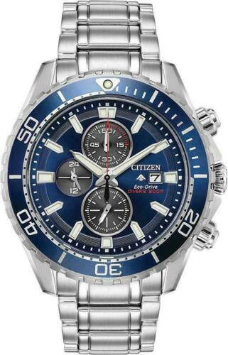 Buy NEW Citizen Promaster Diver Men's Eco Drive Watch - CA0710-82L