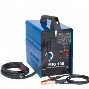 Buy NEW MIG 100 110V 120V Flux Core Wire No Gas Less Welder Welding Machine $0 SHIP
