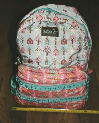 Buy NEW Matilda Jane Backpack Charm School Once Upon A Time NWT Full Size
