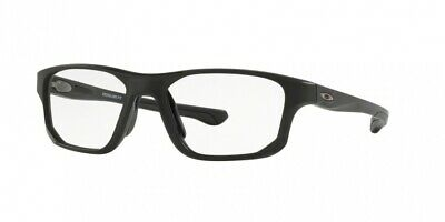 Buy NEW Oakley 8136M Crosslink Fit Eyeglasses 813601 Black 100% AUTHENTIC