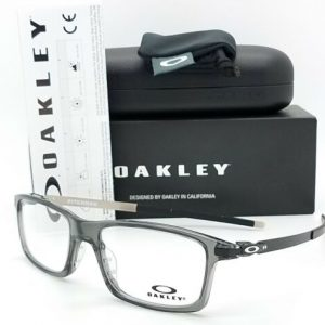 Buy NEW Oakley Pitchman RX Frame Grey Smoke Black OX8050-0653 53mm AUTHENTIC 8050