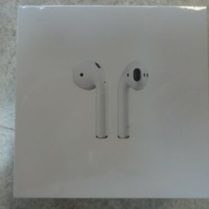 Buy NEW SEALED Apple AirPods 2nd Generation with Wireless Charging Case MRXJ2AM/A