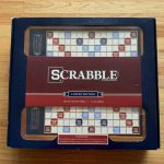 Buy NEW SEALED Hasbro Winning Solutions Scrabble Luxury Edition Board Game