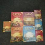 Buy NEW  SETTLERS OF CATAN 8 BOARD GAME SET BUNDLE + EXPANSIONS 5th EDITION Sealed