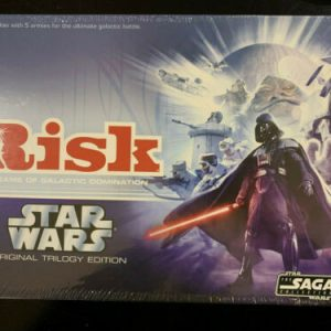 Buy NEW! SW! OOP! Risk: Star Wars Original Trilogy Edition (Parker Brothers 2006)