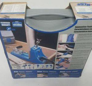 "Buy NEW ""Still Sealed"" Kreg Tool Company K4MS Master System Pocket-Hole Jig KIT"