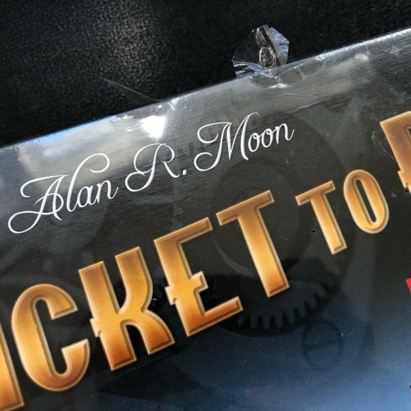 Buy NEW: Ticket To Ride Marklin Collector's Edition Rare Märklin Board Game
