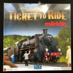 Buy NEW: Ticket To Ride Marklin Collector's Edition Rare Märklin Board Game