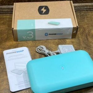 Buy NEW in Box ~ PhoneSoap 3 UV Smartphone Sanitizer & Universal Charger