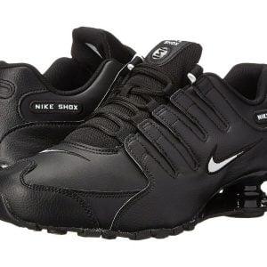 Buy NIB NEW Men's Nike SHOX NZ Running Shoes Reax Torch Sneakers 378341 Black