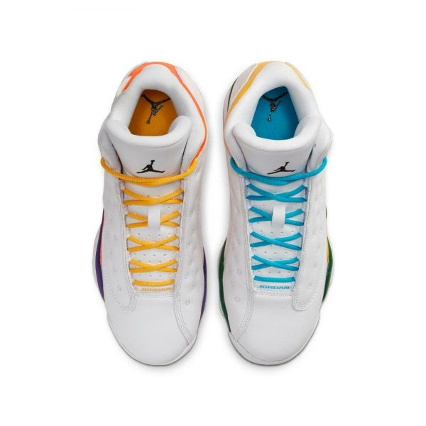 Buy NIKE Air Jordan Retro 13 XIII Playground Multi PS TD Baby Women Size 1C-7Y New